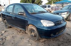 Toyota Echo 2006 Petrol Automatic Blue for sale