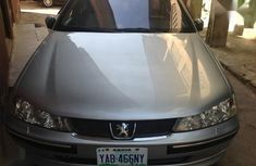 Peugeot 406 2004 2.2 ST Silver for sale