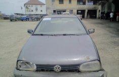 Volkswagen Golf 2000 1.6 Gray for sale