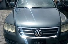 Volkswagen Touareg 2005 Petrol Automatic Grey/Silver for sale