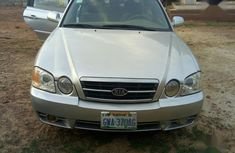 Kia Optima 2004 Silver for sale