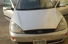 Ford Focus 2000 2.3 Wagon Silver for sale