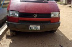 Volkswagen Transporter 2000 Red for sale