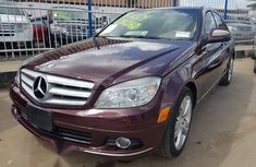 Mercedes-Benz C300 2009 Brown for sale