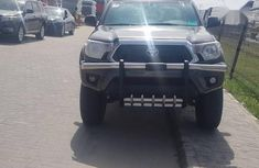 Toyota Tacoma 2015 Gray for sale
