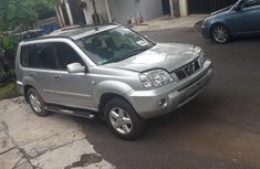 2005 Nissan X-Trail Silver for sale