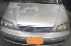 Honda Shuttle 1996 Silver for sale