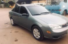 Ford Focus 2006 ZX4 SES Green for sale
