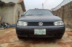 Volkswagen Golf 2001 1.6 Black for sale