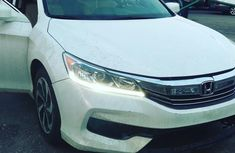 Honda Accord 2016 White for sale