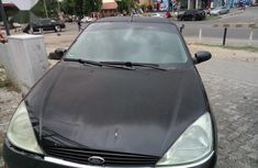 Ford Focus 2004 1.6 Automatic Black for sale