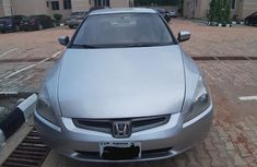 Honda Accord 2003 Automatic Gray for sale