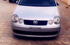 Volkswagen Polo 2006 Silver for sale