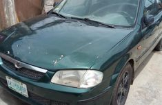 Mazda 323 1999 Green for sale
