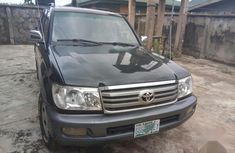 Toyota Land Cruiser 2005 100 VX 4.2 4x4 Black for sale