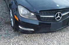 Mercedes-Benz E550 2011 Black color for sale