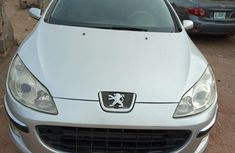 Peugeot 407 2009 2.2 Coupe Silver for sale