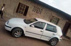 Volkswagen Golf 2003 1.4 White for sale