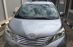 Toyota Sienta 2011 Silver for sale