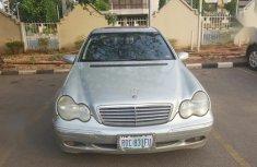 Mercedes-Benz C240 2005 Silver color for sale