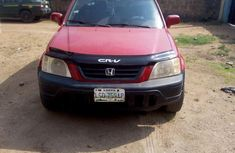 Honda CR-V 2.0 4WD Automatic 2000 Red color for sale