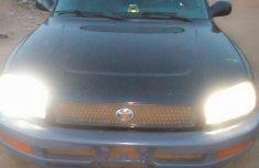 Toyota RAV4 1998 Cabriolet Black for sale