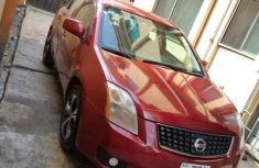 Nissan Sentra 2007 Redfor sale
