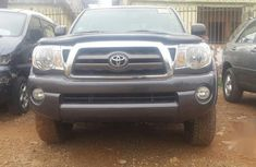 The truck is in good condition Toyota Tacoma 2009 Gray for sale