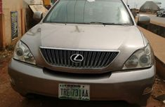 First body Lexus RX 2006 Silver color for sale