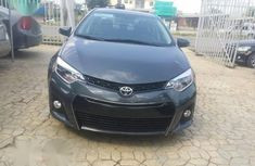 Tokunbo Toyota Corolla Sport 2016 Gray for sale