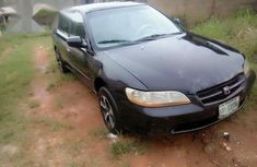 Honda Accord 2000 Coupe Black for sale