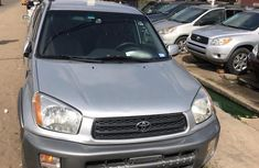 Toyota RAV4 2002 Automatic Gray for sale