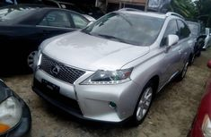 2012 Lexus RX Automatic Petrol well maintained for sale