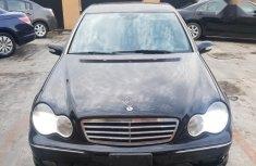Mercedes-Benz C230 2006 Black for sale