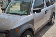 Honda Element 2004 DX Gray for sale