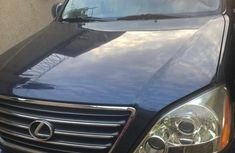 Lexus GX 2008 470 Black  for sale