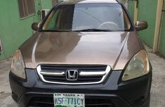 Honda CR-V 2003 EX 4WD Automatic Gold for sale