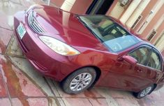 Toyota Camry 2003 Red for sale