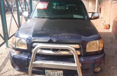 2002 Toyota Tundra Blue for sale