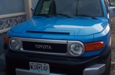 Toyota FJ Cruiser 2007 Bluefor sale