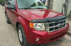 Ford Escape 2010 Limited Red for sale