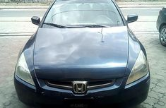 Honda Accord 2003 Automatic Petrol ₦670,000 color for sale