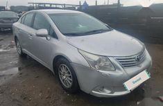 Toyota Avensis 2010 2.0 Advanced Automatic Silver for sale