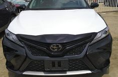 Toyota Camry 2019 XSE (2.5L 4cyl 8A) Black color for sale