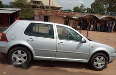 Volkswagen Golf 2005 GL 2.0 Silver for sale