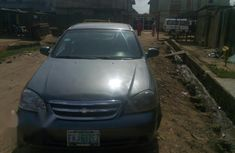 Chevrolet Optra 1.6 2006 Gray for sale
