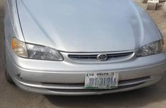 Toyota Corolla 1999 Automatic Silver for sale