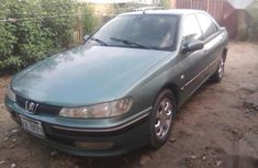 Peugeot 406 2004 Green for sale