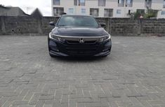 Honda Accord 2018 Sport 2.0T Black for sale