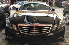 2010 Mercedes-Benz E350 for sale in Lagos for sale